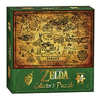 Think Geek Deal: ThinkGeek Sale: Set of 4 Shot Glass Sets $7.50, Legend of Zelda Puzzle