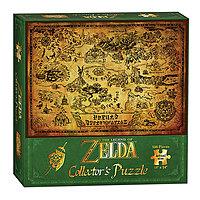 Think Geek Deal: ThinkGeek Sale: Set of 4 Shot Glass Sets $7.50, Legend of Zelda Puzzle