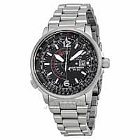 JomaShop Deal: Citizen Nighthawk Eco-Drive Pilot's Men's Watch