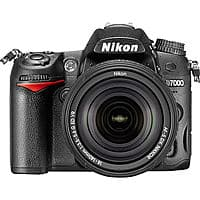 Best Buy Deal: Nikon D7000 DSLR Camera w/ 18-140mm VR Lens