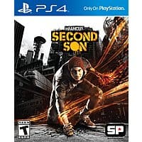 Amazon Deal: inFAMOUS: Second Son (PS4)