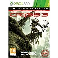 Microsoft Store Deal: Crysis 3 Hunter Edition (Xbox 360)