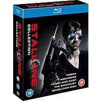 Amazon (UK) Deal: Blu-rays: The Sylvester Stallone Collection $15, The Ultimate Gangsters Box Set