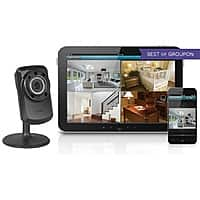 D-Link DCS-934L Wireless Day/Night WiFi Surveillance Camera w/ Remote Viewing $54 + Free Shipping