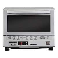 Panasonic Deal: Panasonic FlashXpress Toaster Oven w/ Double Infrared Heating