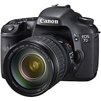 B&H Photo Video Deal: Canon 7D DSLR + 28-135mm IS USM Lens $849 or Body Only
