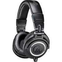 B&H Photo Video Deal: Audio-Technica ATH-M50x Headphones + 40% BH Photo Rewards $ (approx $68) $169 + free shipping