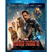 Amazon Deal: Iron Man 3 (Blu-ray / DVD)