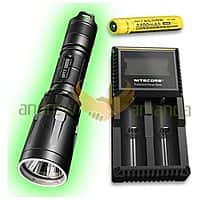 Rakuten (Buy.com) Deal: Nitecore Flashlight Sale: Nitecore P36 w/ 2000 Lumen MT-G2 LED $70, HC90 XM-L2 900 Lumen Headlamp $70, TM06 3800 Lumen $120 + free shipping w/ BITCOIN checkout