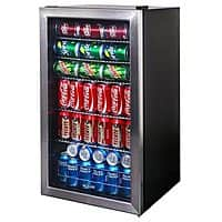 Rakuten (Buy.com) Deal: NewAir 126-Can Beverage Cooler + $14 super points (refurbished) $149 + free shipping