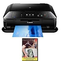 BuyDig Deal: Canon PIXMA MG7520 Wireless All-in-One Printer  + Adobe Photoshop & Premiere Elements 12 $99 + free shipping