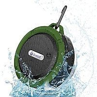 Amazon Deal: VicTsing Wireless Bluetooth Waterproof Outdoor Speaker