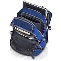 "Dell Home & Office Deal: Dell Energy 2.0 Backpack w/. 15.6"" laptop Sleeve $15 After $25 rebate + free shipping"