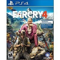 GameFly Deal: Gamefly Used Game Sale: Far Cry 4 (PS4 or Xbox One)