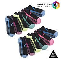 Tanga Deal: 12-Pack Head Women's Moisture Wicking Socks