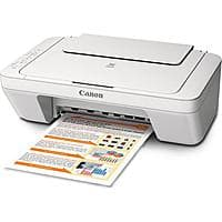 Adorama Deal: Canon MG2520 Inkjet All-In-One Printer $21