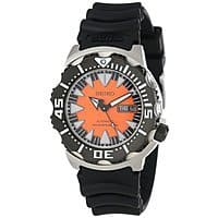 Amazon Deal: Seiko Orange Monster Automatic Divers Watch