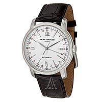 Ashford Deal: Baume and Mercier Men's Classima Executives GMT Automatic Watch $1098 + free shipping
