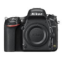 eBay Deal: Nikon D750 Full Frame DSLR Camera (Body Only)