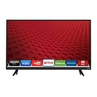 """Dell Home & Office Deal: 43"""" Vizio E43-C2 120Hz Smart WiFi LED HDTV $260 after $80 rebate + free shipping"""