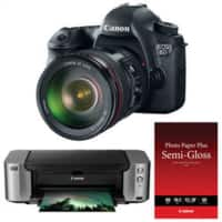 B&H Photo Video Deal: Canon EOS 6D DSLR + Pro-100 Printer + 24-105mm Lens
