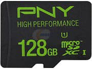 Amazon Deal: 128GB PNY MicroSD Memory Card (up to 60MB/s)