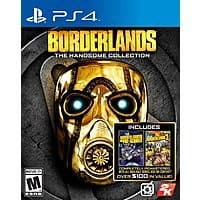 GameFly Deal: Used Games: Borderlands Handsome Collection (PS4)