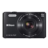 Nikon Coolpix S7000 16MP 1080p WiFi Digital Camera (Refurb) + PaintShop Pro X8