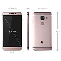 LeTV LeEco Le Max 2 X820 : 4gb/32gb Android 6 Phone - $  235 + free shipping