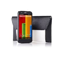 "Boost Mobile Motorola Moto G 4.5"" Quad Core No-Contract Smartphone  $80 after $50 Rebate + Free Shipping"