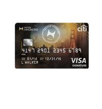 Citi Hilton HHonors Visa Signature Credit Card:  50,000 Points w/ $1000+ Spent + $50 Statement Credit