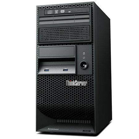 Lenovo ThinkServer TS140: Core i3-4130 3.4GHz, 4GB DDR3, DVD-ROM, 280W PSU  $210