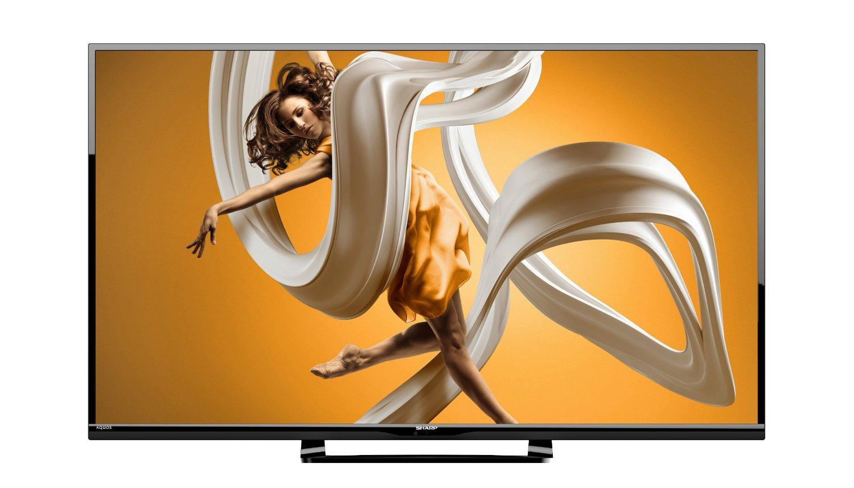 "48"" Sharp AQUOS 48LE551U 1080p 60Hz LED HDTV + $150 Dell eGift Card $470 + Free Shipping"