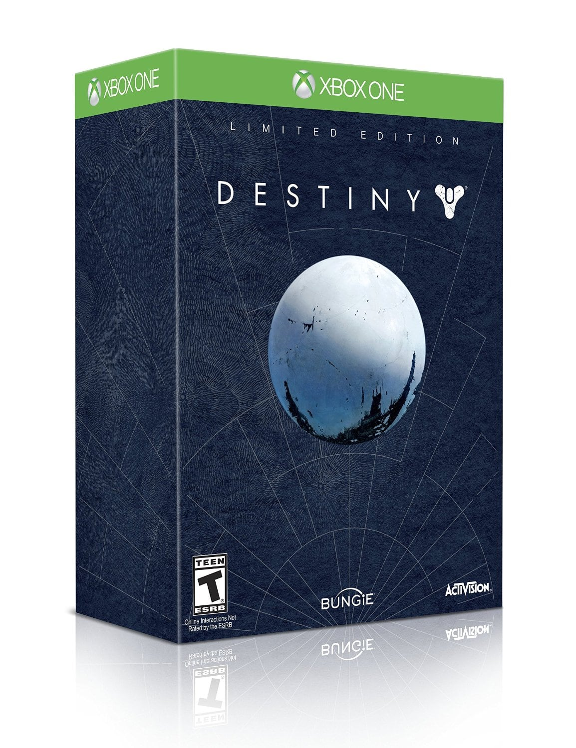 Destiny Limited Edition PS4/XboxOne available again for pre-order at Amazon.com for $99.99