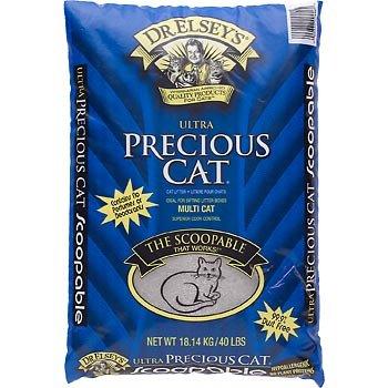 Precious Cat Ultra Premium Clumping Cat Litter $13.49 @ Amazon +Free Shipping w/Prime