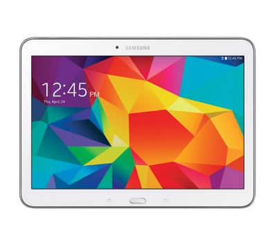 "10.1"" Samsung Galaxy Tab 4 w/ Android 4.4  $175 + Free Shipping"