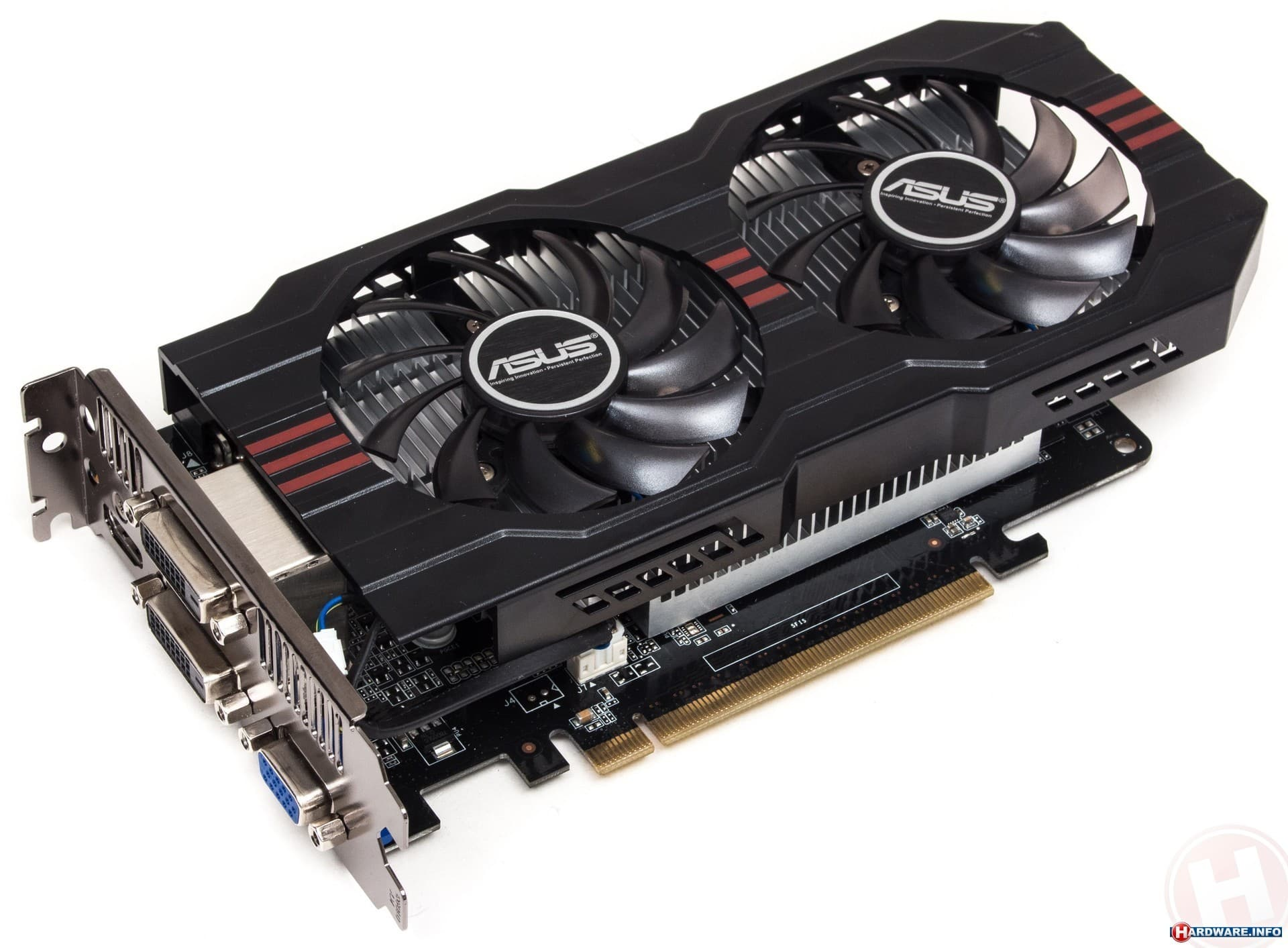Asus GeForce GTX 750 Ti 2GB OC Edition $95 AC AR