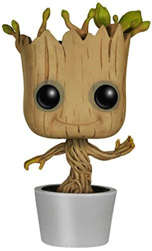 Funko POP! Marvel: Dancing Groot Bobble Action Figure. $10.99 + Free shipping w/Prime