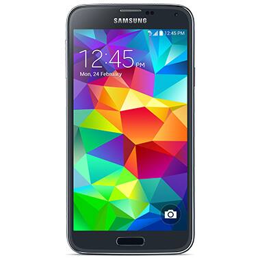 16GB Samsung Galaxy S5 Smartphone for T-Mobile + 1-Month Service  $485