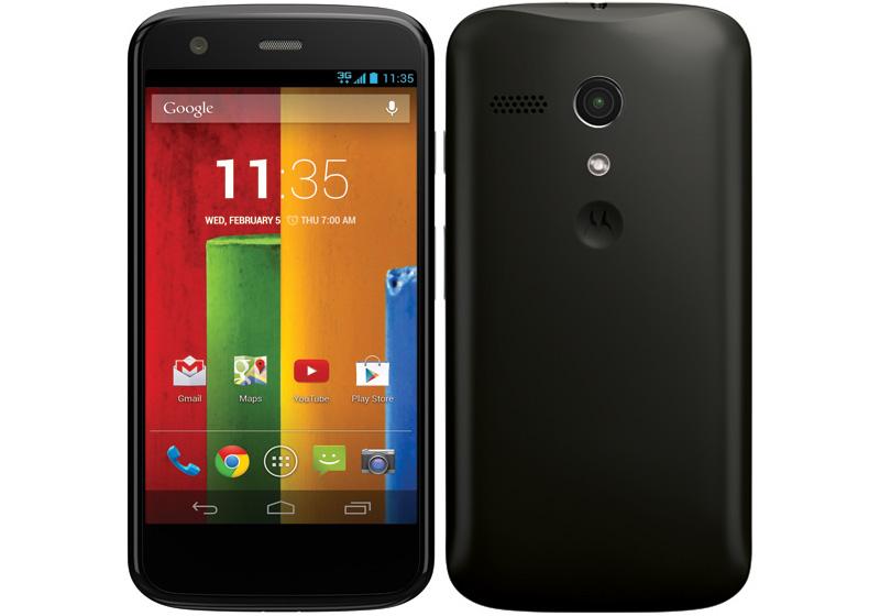 "8GB Motorola Moto G 4.5"" GSM No-contract Smartphone  $100 + Free Shipping"