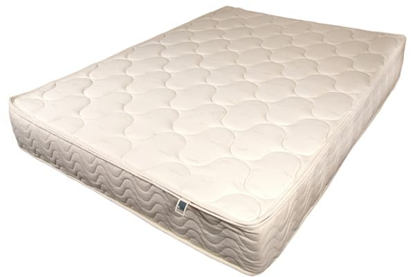 """10"""" Spindle Abscond All Natural Latex Mattress: Full $1045, Queen $1235, King $1568 + free shipping & custom firmness/layers"""