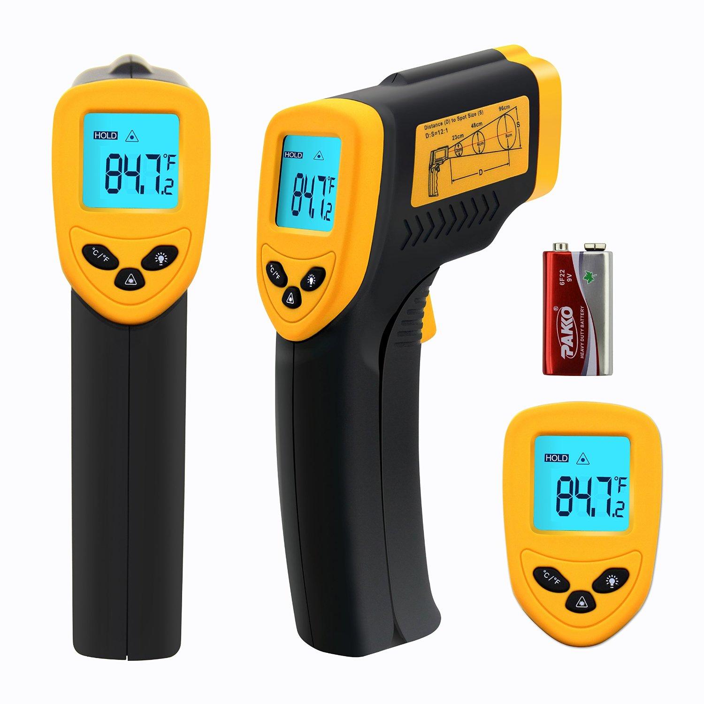 Etekcity Non-Contact Infrared Thermometer Digital Temperature Gun w/ Laser Sight $11.98 FS w/ Prime @ Amazon