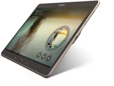"Samsung Galaxy Tab S 10.5"" Tablet 16GB $355 + free shipping"