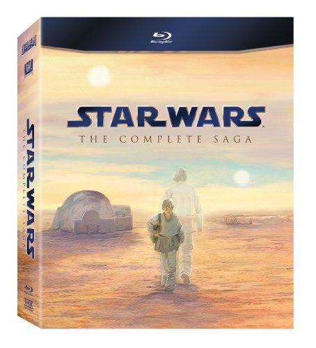 Star Wars: The Complete Saga (Region Free Blu-ray)  $59