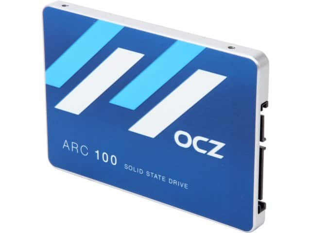 240GB OCZ Arc Series SATA III SSD  $60 After $20 Rebate + Free Shipping w/ Visa Checkout