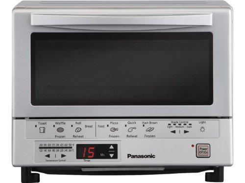 Panasonic FlashXpress Toaster Oven NB-G110PW 89.95 New