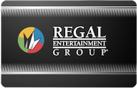 Cardcash: Extra 5% Off Movie Gift Cards: Regal $100 GC  $79 & More