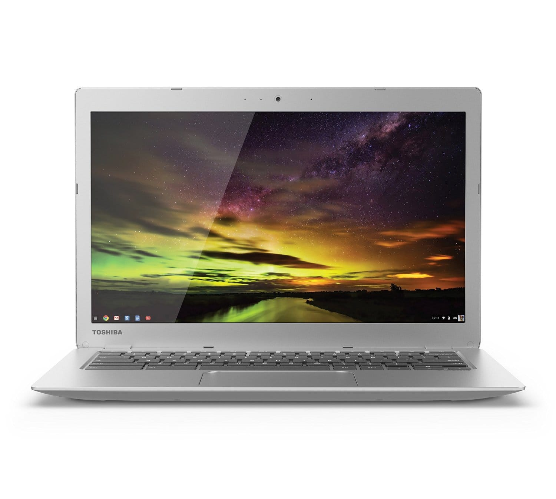 "Toshiba 13.3"" Chromebook 2 Full HD Display and 4GB RAM (Manufacturer Refurbished) $199"