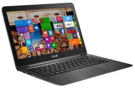 "ASUS Zenbook UX305FA Ultrabook: M-5Y10C, 8GB DDR3, 256GB SSD, 13.3"" 1080p IPS $599 + FS *Back in Stock*"