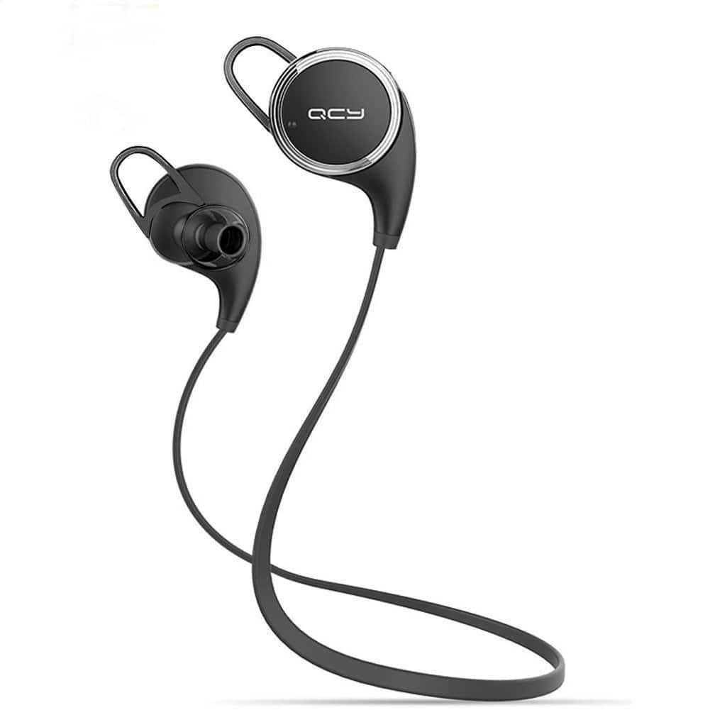Ooften Qy8 Wireless Bluetooth 4.1 Headphones with Microphone $17 + free shipping